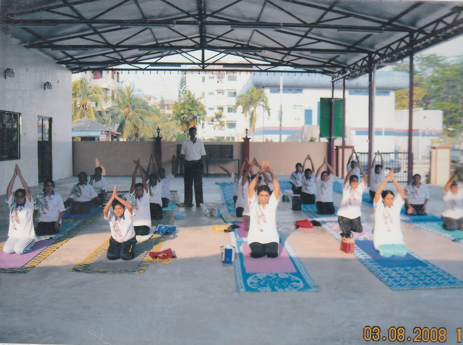 Weekly Yoga Nationwide & Global
